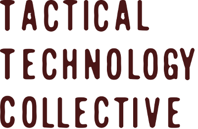Tactical technology collective - information action
